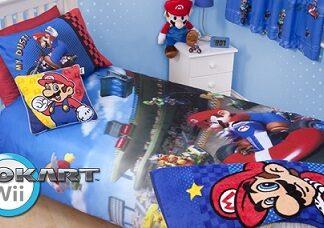 Super Mario Slaapkamer