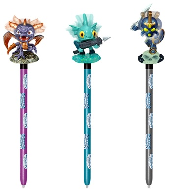 Skylanders Spyros adventures DS Bobble Stylus Pen