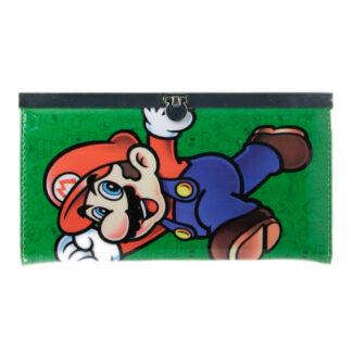 Mario Jumping Girls Wallet