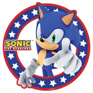 Sonic Mouse Pad