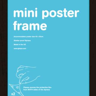 Mini poster Lijst 40x50cm