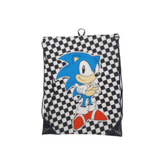 Sega Gym Bag Full Sonic