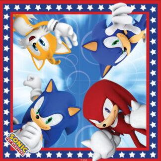 Sonic Servetten