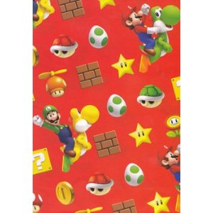 Super Mario Kadopapier