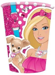 Barbie Party Bekers