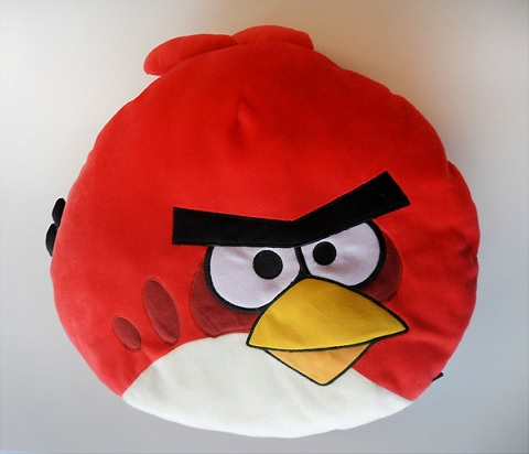 Angry Birds Kussens