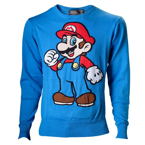 Super Mario Sweater