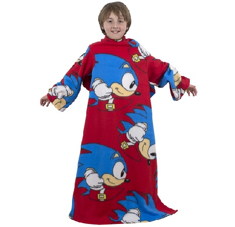 Sonic Sleeved Fleece