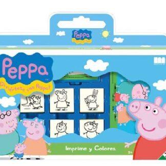 Peppa Stempelset