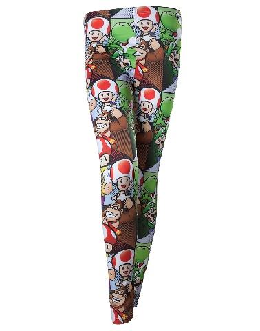 Super Mario Legging