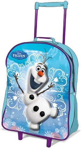Frozen 3D Large Trolley