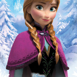 Frozen Anna Maxi Poster 61 x 91,5cm