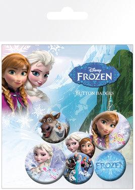 Disney Frozen Brosjes