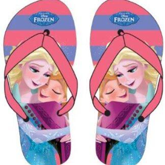 Disney Frozen Teenslippers Striped Maat 33/34