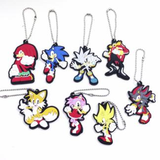 Sonic sleutelhanger
