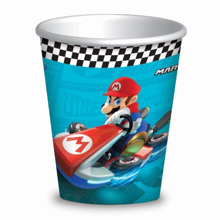 Super Mario bekertjes