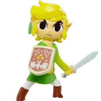 """Link Legend of Zelda figuurtje 6cm """"world of Nintendo"""""""