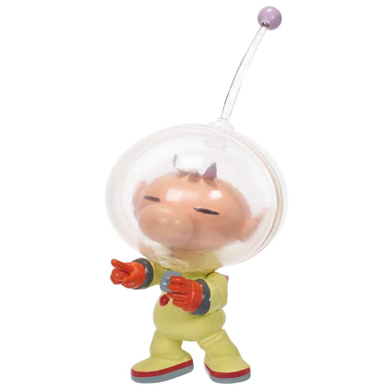 "Pikmin Captain Olimar figuurtje 6cm ""world of Nintendo"""