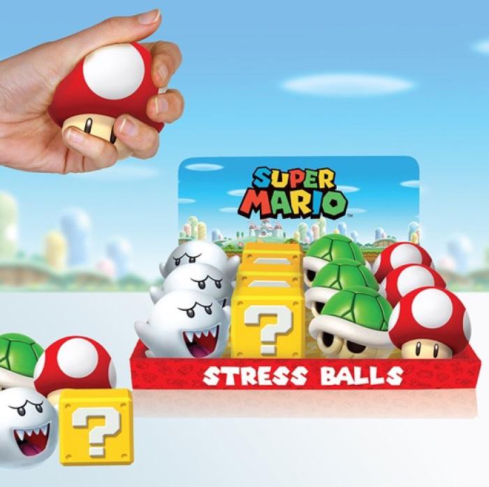 Super Mario Stress Balls