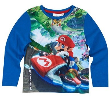 T Shirt Kids Lange Mouw