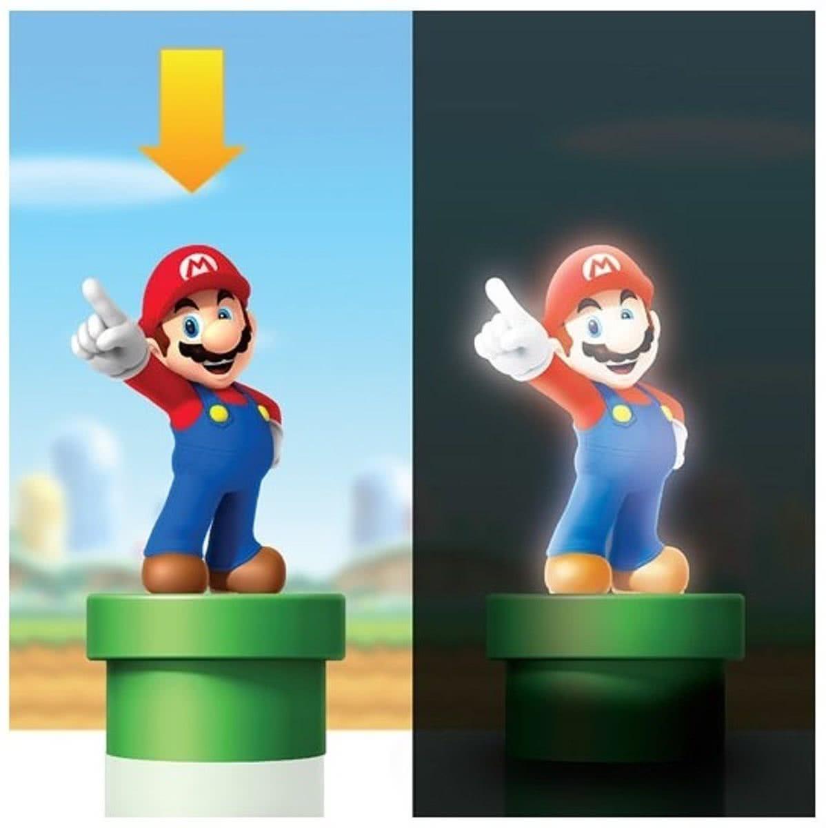 Super Mario Bros Nachtlampjes