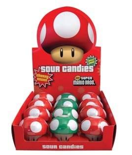 Super Mario snoepjes