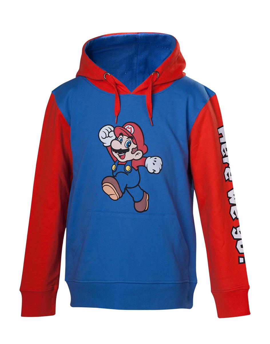 Super Mario Hoodies en Vesten