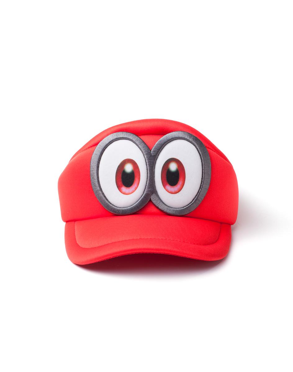 Super Mario Odyssey Kids Cap