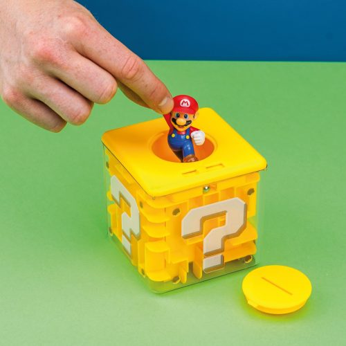 Super Mario -Question Block Maze Safe
