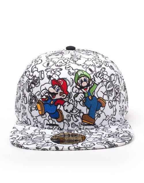 Super Mario Bros. Caps