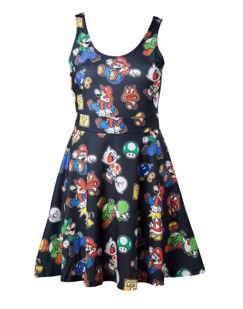 906aff97cdfae9 Nintendo - Super Mario trendy jurken in verschillende designs