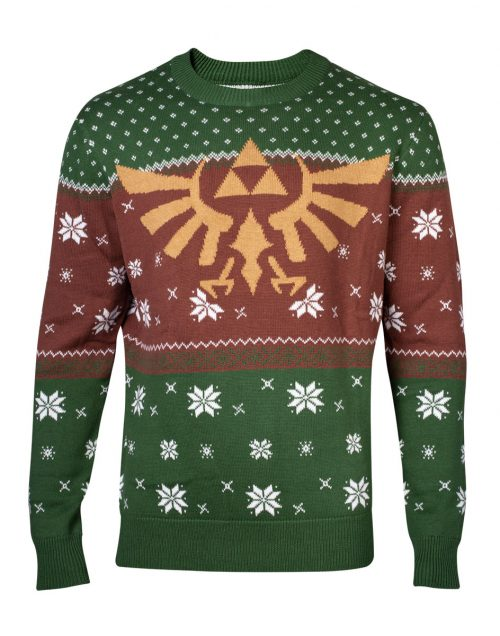 The Legend of Zelda Sweaters