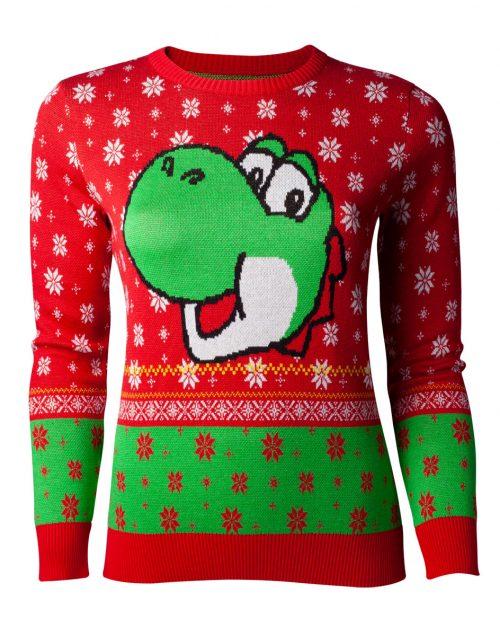 Super Mario Sweater