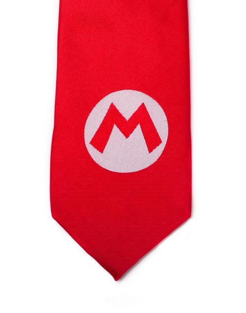 Super Mario stropdas game merchandise