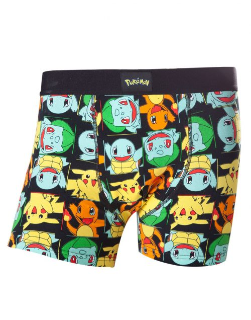 Pokémon Boxershorts Game Merchandise