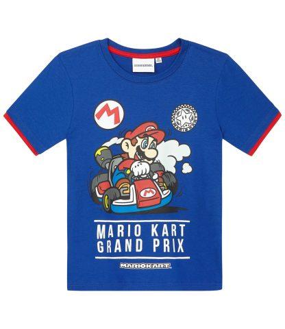 Super Mario T-shirt Kids Super Mario Kart Grand Prix