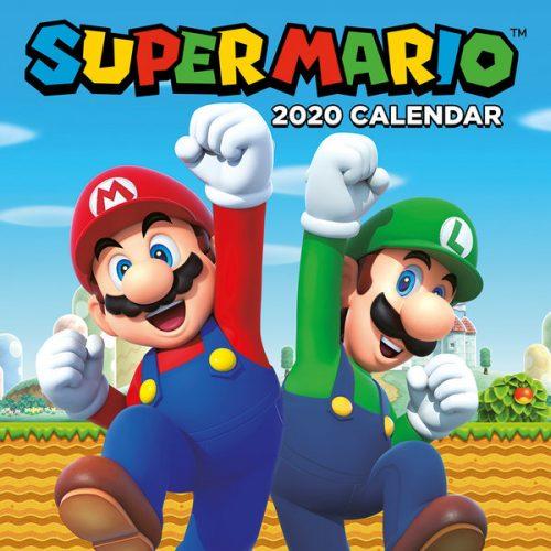 Super Mario Kalenders